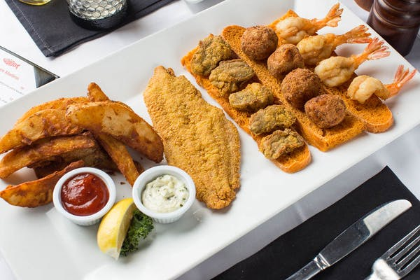 Famous Fried Platter
