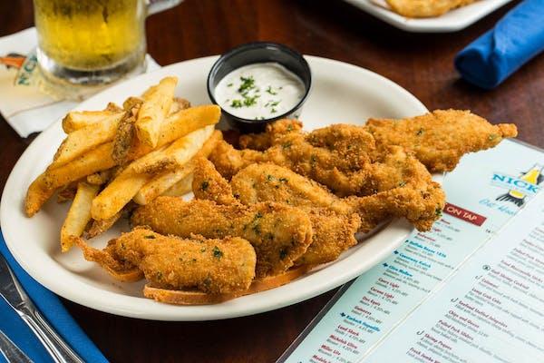 Fried Chicken Tenderloins