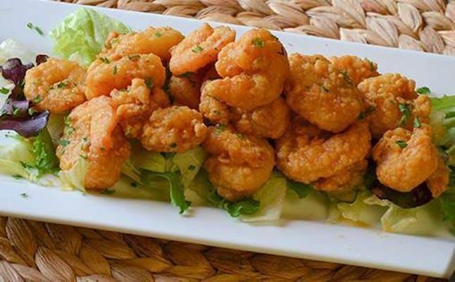 Zydeco Shrimp