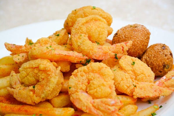 Summer Shrimp Platter