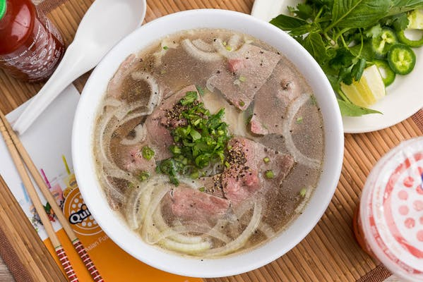 Pho Steak Noodle Soup