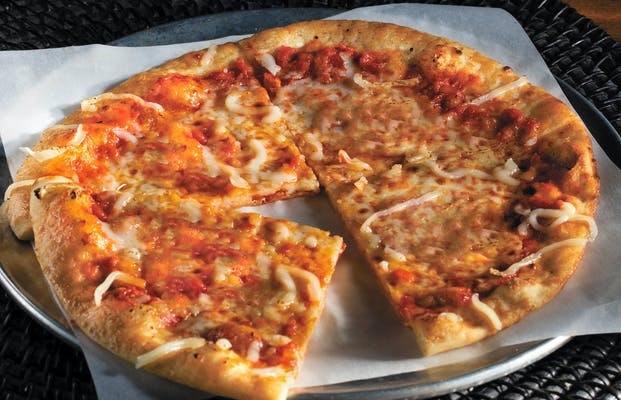 Little Newk's Cheese Pizza
