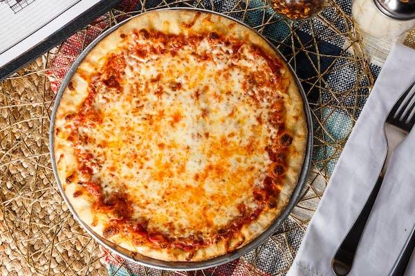 Ogeechee Cheese Pizza