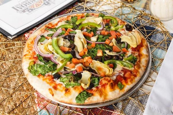 Alexander Supertramp Pizza