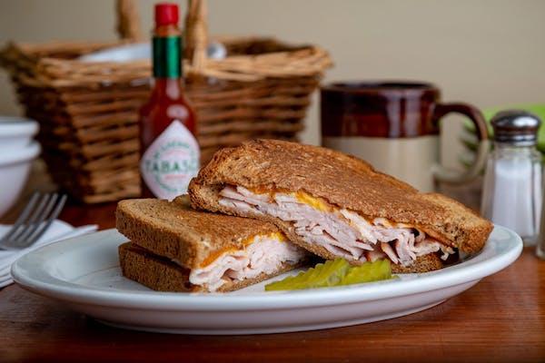 Turkey & Cheddar Sandwich