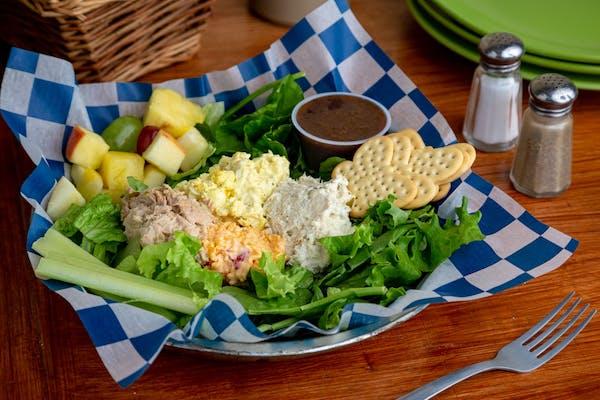 Scoop Salad