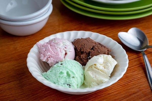 Hand-Dipped Ice Cream