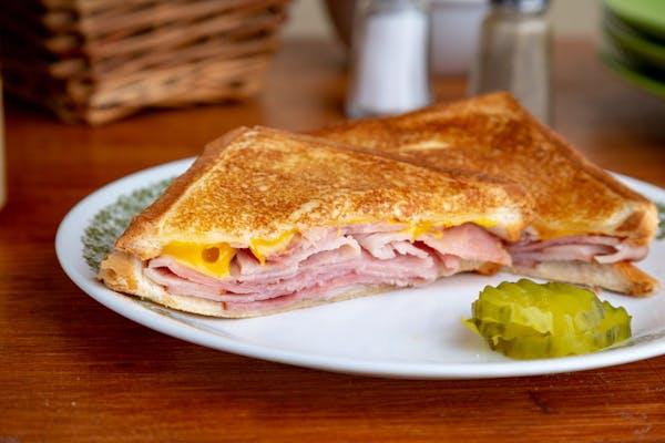 Kid's Ham & Cheese Sandwich