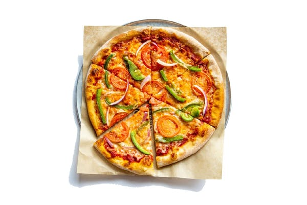 "10"" VEGGIE PIZZA"