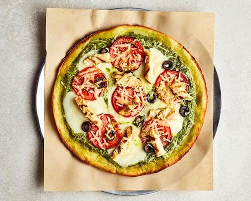 """10"""" GLUTEN FREE PIZZA"""