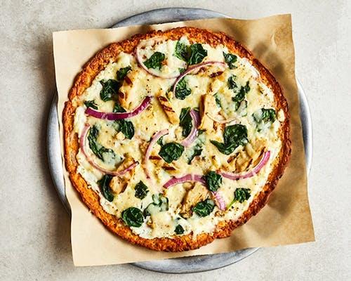 "10"" KETO FRIENDLY PIZZA"