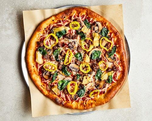 "10"" VEGAN PIZZA"