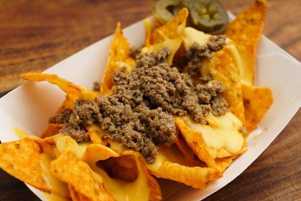 Chili Cheese Nachos