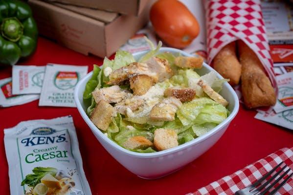 Zack's Caesar Salad