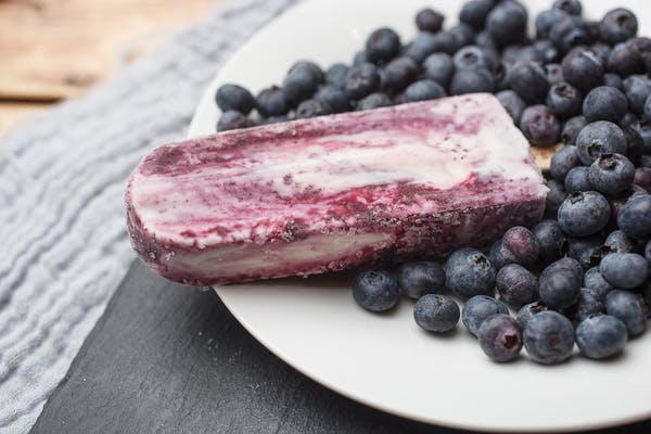 Blueberry Cheesecake Pop