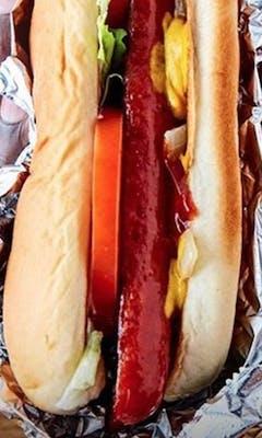 Kosher Style Hot Dog