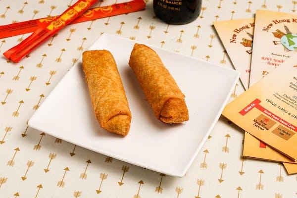 1. Pork Egg Roll
