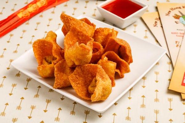3. Fried Wonton
