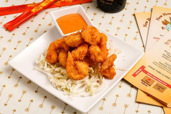 8. Rock Shrimp