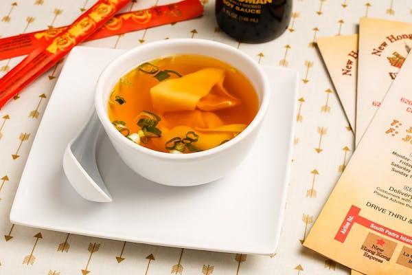 1. Wonton Soup