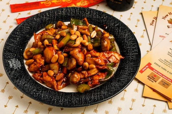 5. Kung Pao Chicken