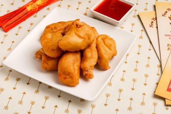 7. Sweet & Sour Chicken