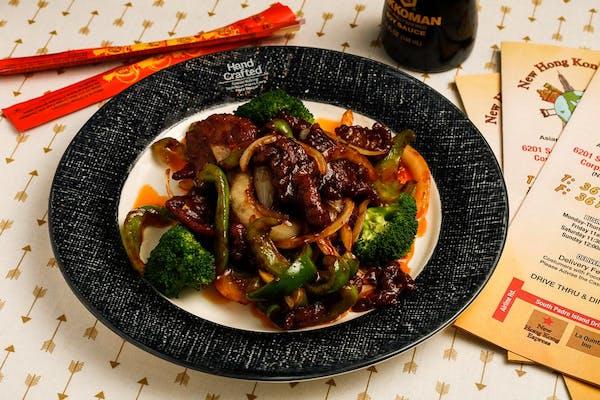 10. Mongolian Beef