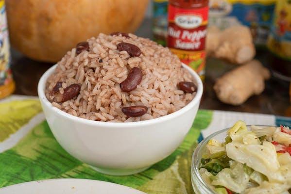 Side of Rice & Peas
