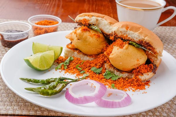 Vada Pav (Indian Sliders)