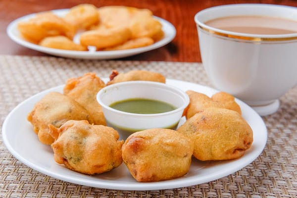 Chicken Pakoda (Chicken Fritters)