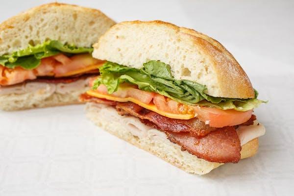 Turkey Bacon Club