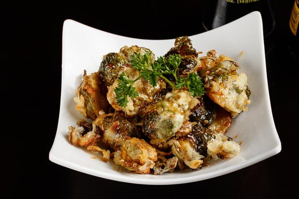 Tempura Brussels Sprouts