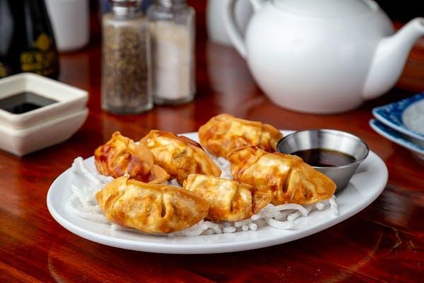 A2. Deep-Fried Gyoza