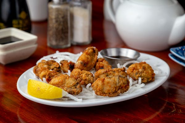 A5. Deep-Fried Oysters