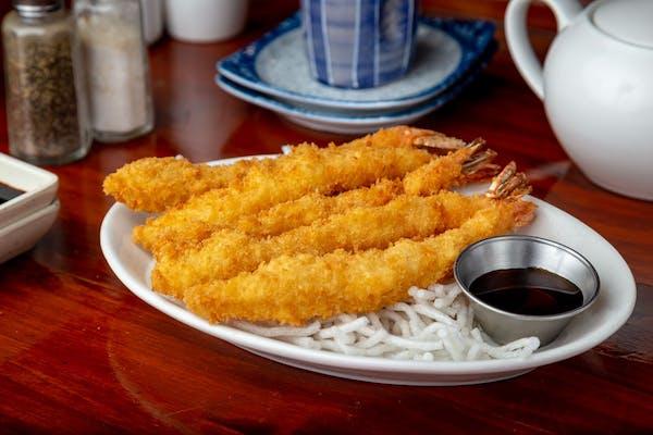 A6. Shrimp Tempura