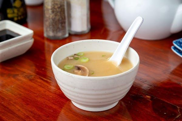 S2. Miso Soup