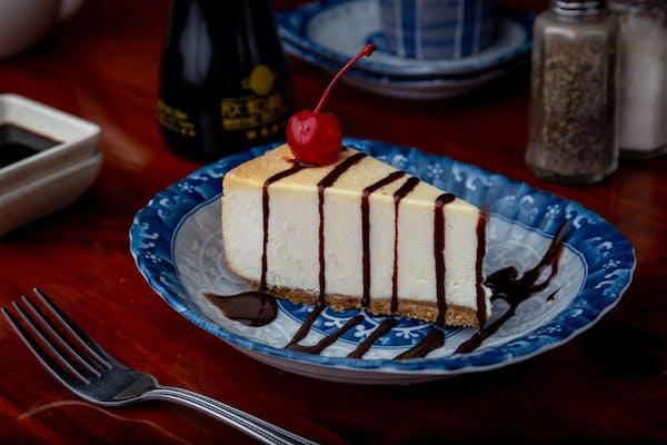 DS2. New York Style Cheesecake