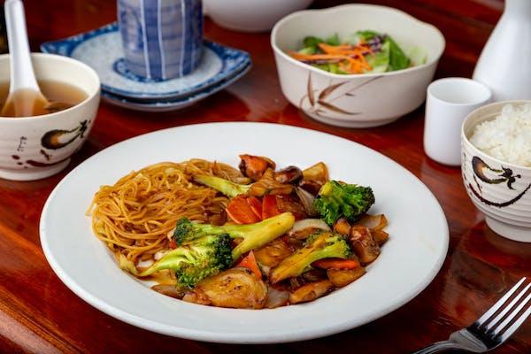 D9. Vegetable Dinner