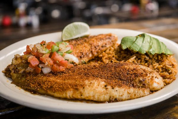 Southwest Grilled Catfish