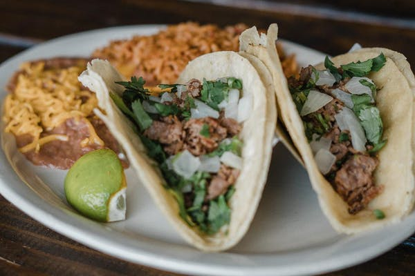(2) Street Tacos