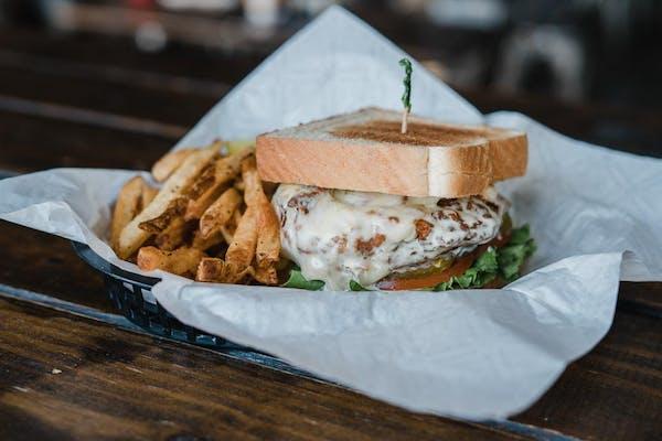 Ranch Chicken Clubhouse Sandwich