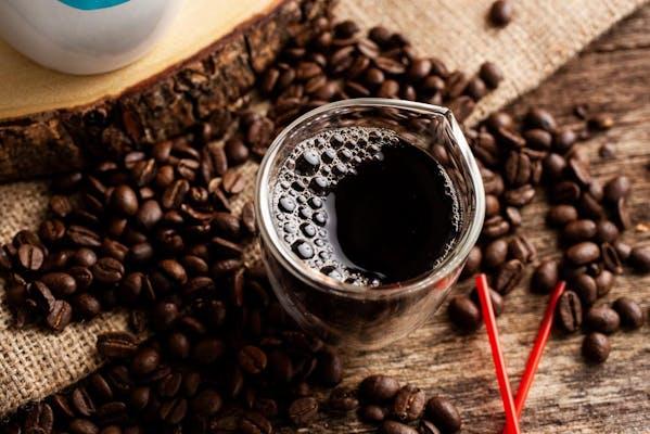 Double Espresso Shot