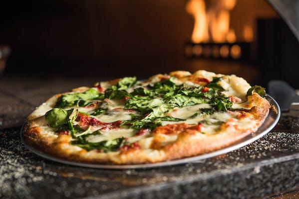 Pompeian Pizza