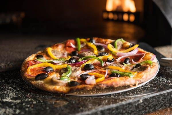 The Big B Pizza