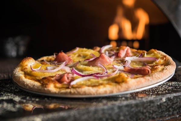 Italian Vacation Pizza