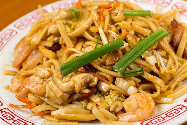 63. House Special Lo Mein