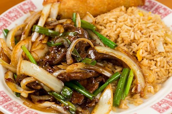 S34. Mongolian Beef