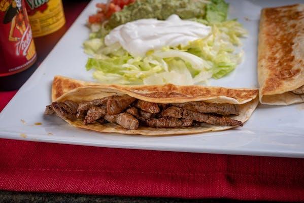 (2) Grilled Steak Qusadillas