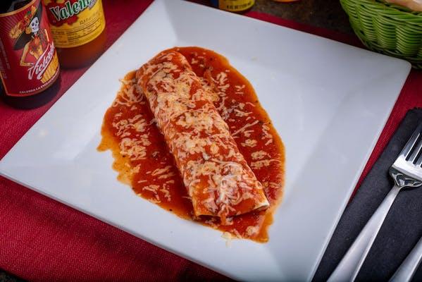 (2) Beef Burritos