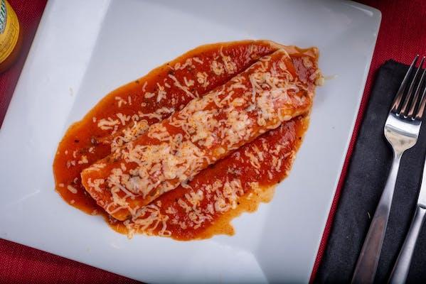 (2) Bean Burritos